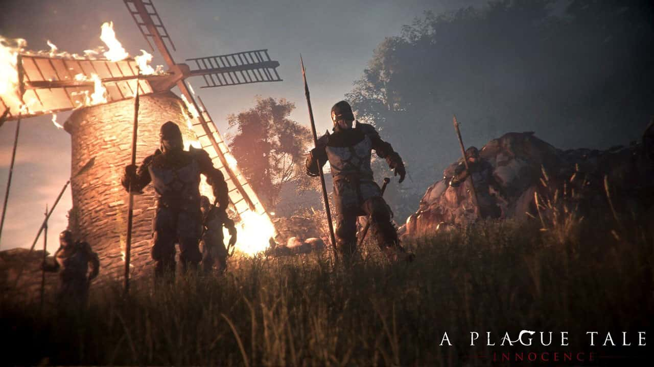 A Plague Tale Innocence 2 - بازی A Plague Tale: Innocence مخصوص Xbox One