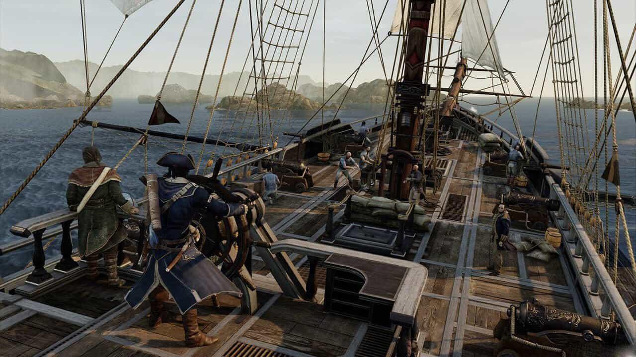بازی Assassins Creed 3 Remastered