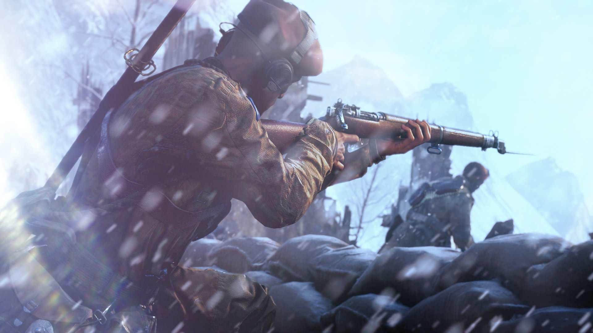 Battlefield V PREVIEW SCREENSHOT1 1 - بازی Battlefield V مخصوص Xbox One