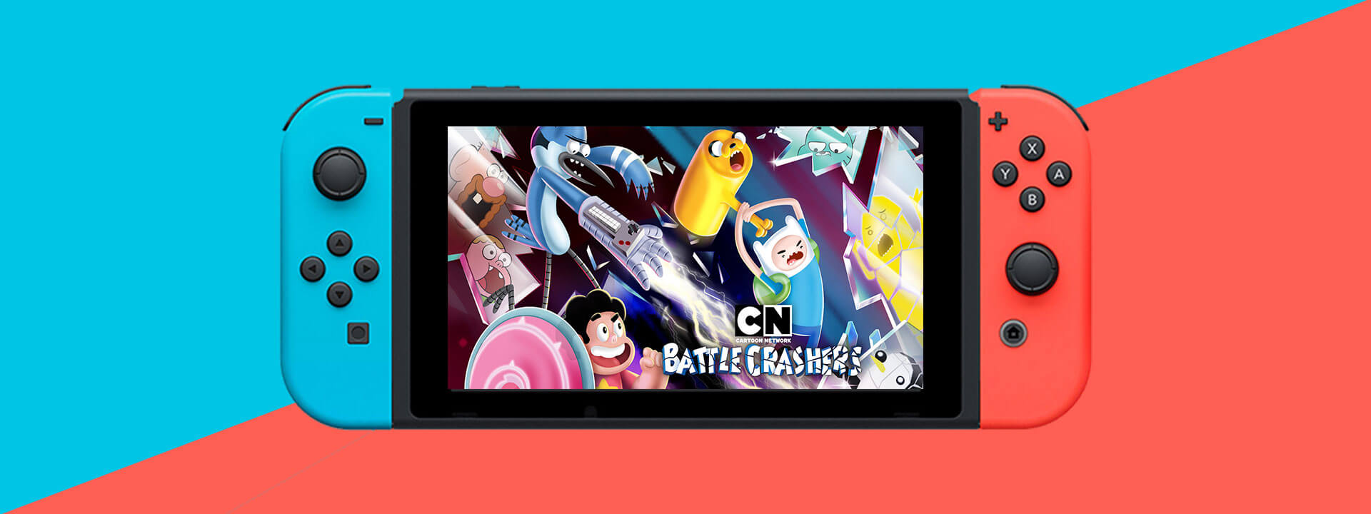 CN Battle Crashers nintendo switch 01 - بازی CN Battle Crashers مخصوص Nintendo Switch