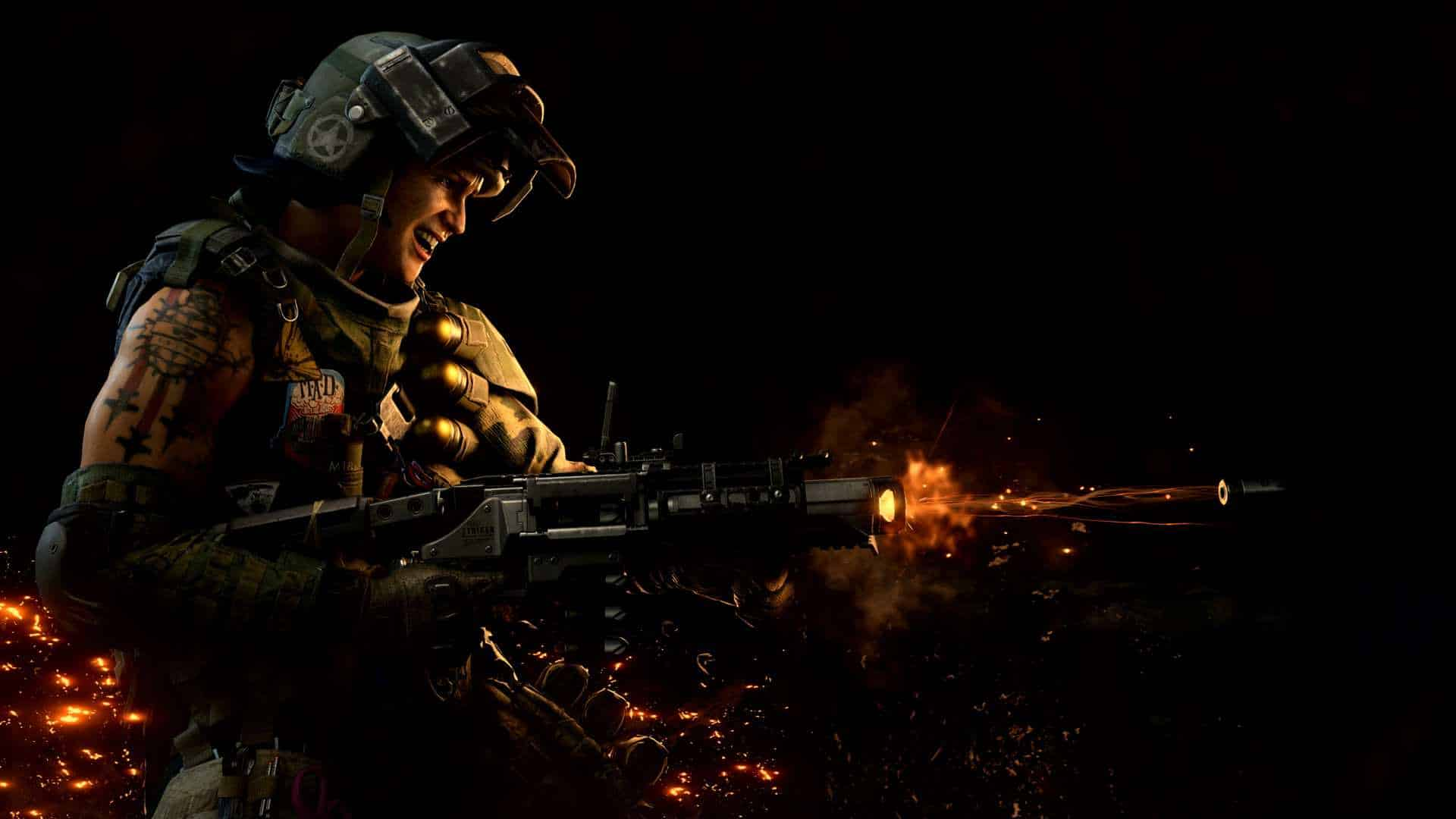 Call Of Duty Black Ops 4 PREVIEW SCREENSHOT1 1 - بازی Call Of Duty Black Ops 4 مخصوص PS4