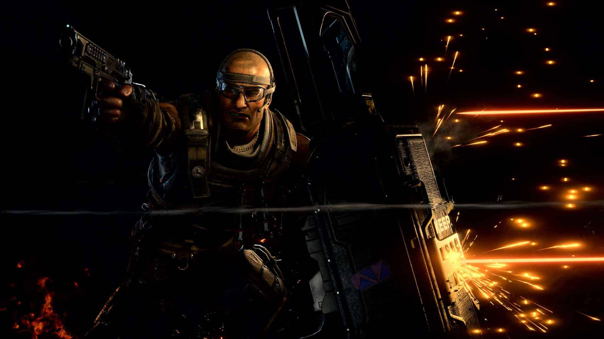 Call Of Duty Black Ops 4 PREVIEW SCREENSHOT2 1 - بازی Call Of Duty Black Ops 4 مخصوص PS4