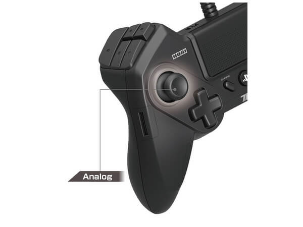 HORI Tactical Assault Commander Grip KeyPad and Gamepad Controller for PS4 PS3 PC 07 1 - موس و دسته بازی Hori مدل Tactical Assault مخصوص PS4