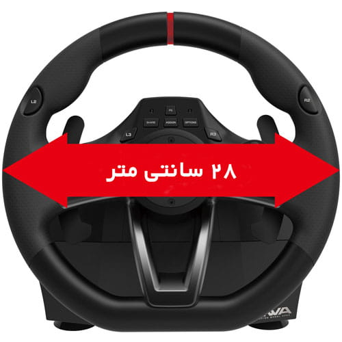 RWA Racing Wheel Apex controller for PS4 PS3 pc 08 - فرمان بازی Hori مدل Apex مخصوص PS4/PS3/PC