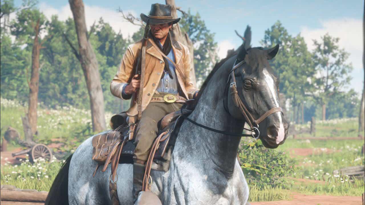 Red Dead Redemption 005 1 - بازی Red Dead Redemption 2 مخصوص Xbox One