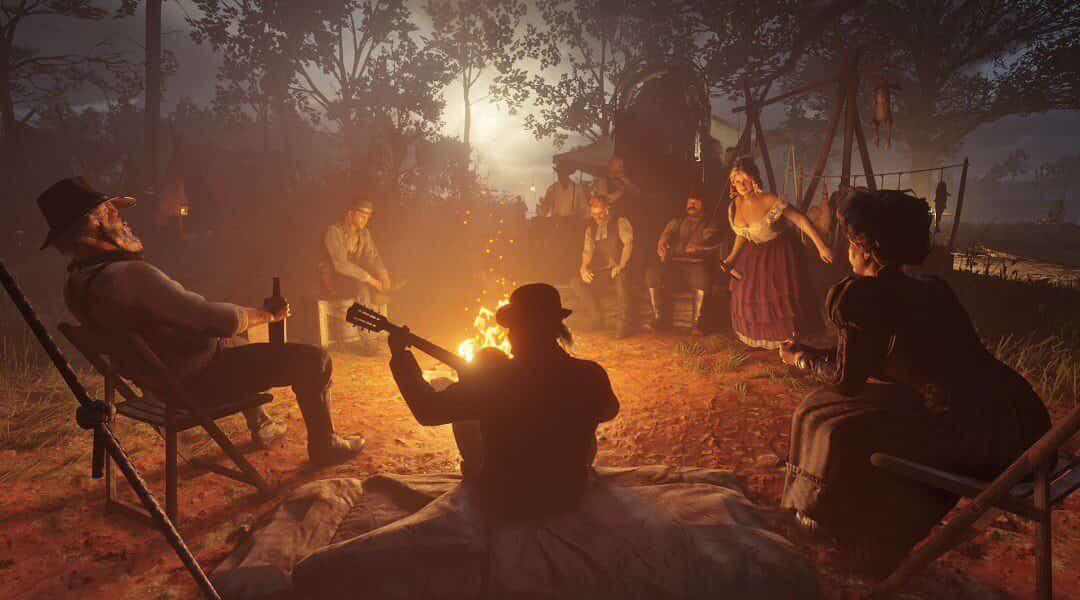 Red Dead Redemption 2 00 - بازی Red Dead Redemption 2 مخصوص Xbox One