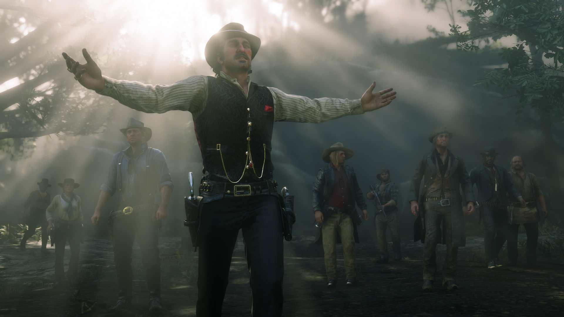 Red Dead Redemption 2 1 1 - بازی Red Dead Redemption 2 مخصوص Xbox One