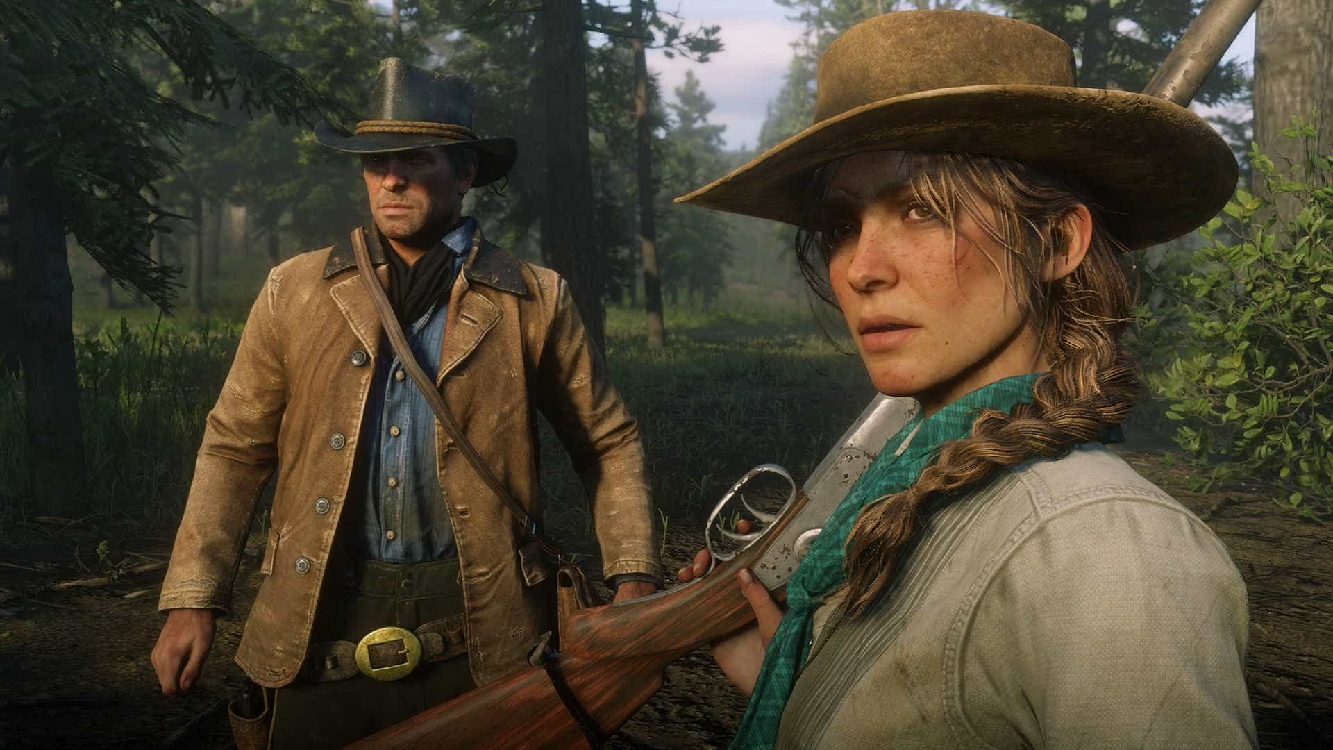 Red Dead Redemption 2 2 1 - بازی Red Dead Redemption 2 مخصوص Xbox One