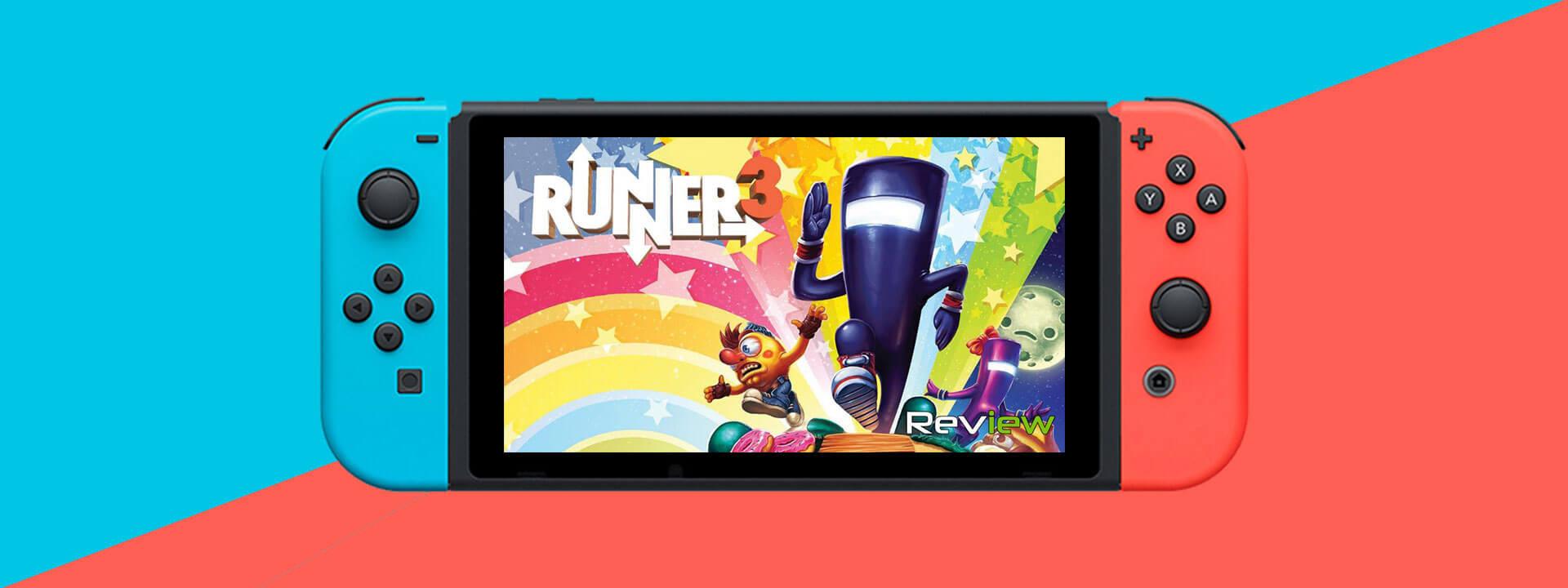 Runner3 nintendo switch 01 - بازی Runner3 مخصوص Nintendo Switch