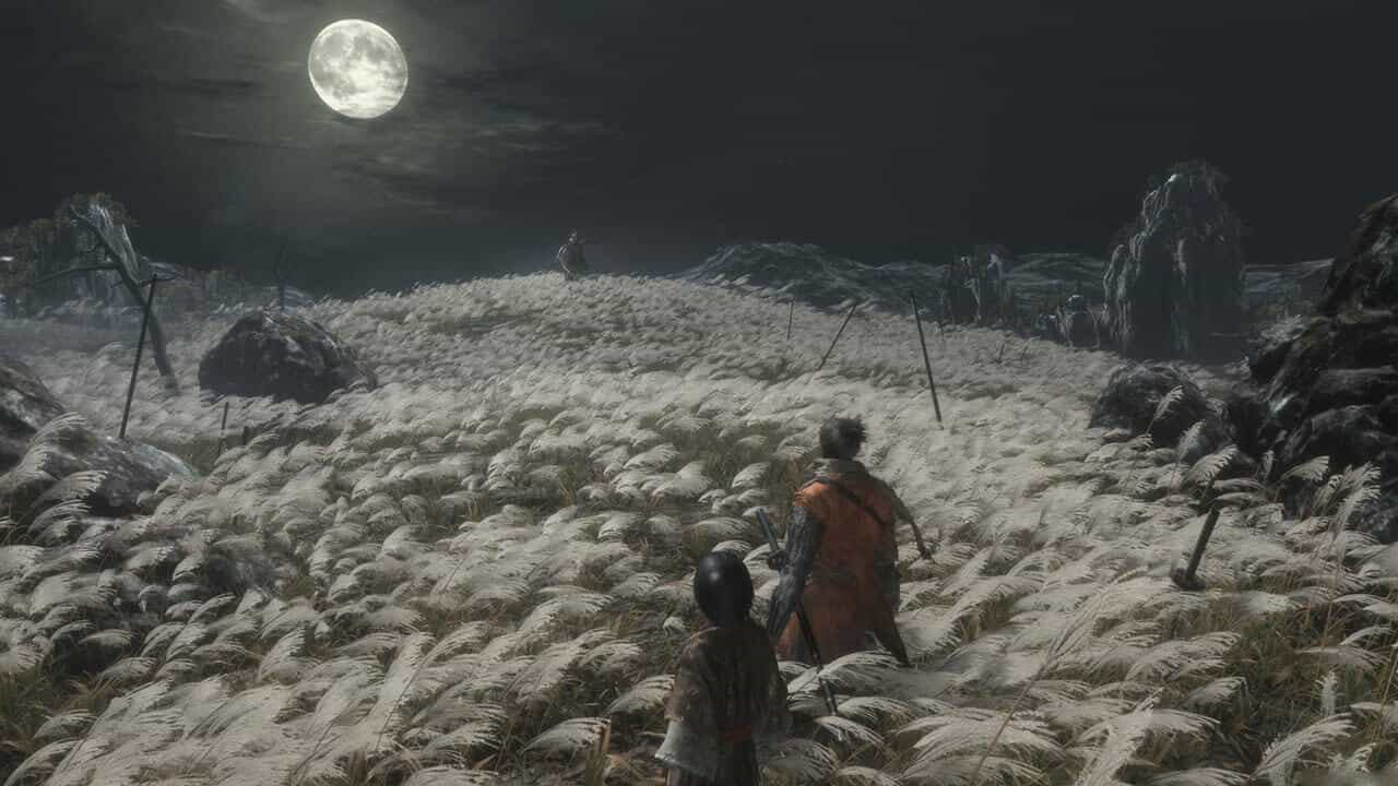 Sekiro Shadows Die Twice 3 - بازی Sekiro: Shadows Die Twice مخصوص PS4