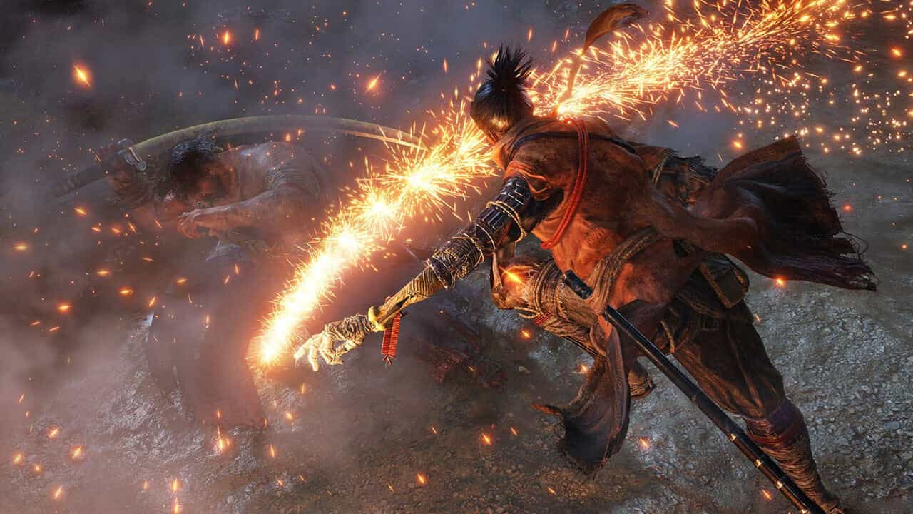 Sekiro Shadows Die Twice 6 - بازی Sekiro: Shadows Die Twice مخصوص PS4