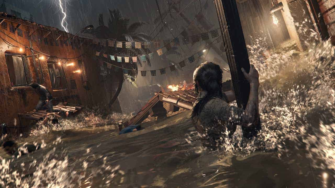 Shadow of The Tomb Raider PREVIEW SCREENSHOT7 1 - بازی Shadow of the Tomb Raider مخصوص PS4