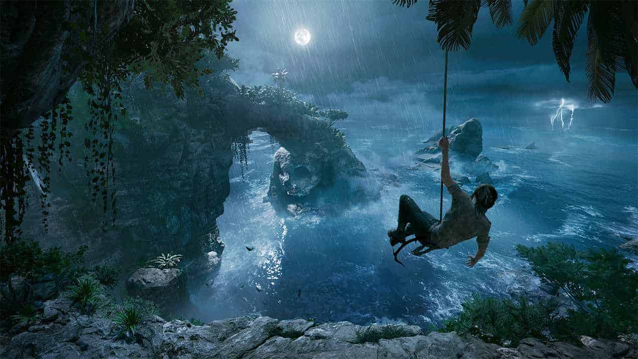 Shadow of The Tomb Raider PREVIEW SCREENSHOT9 1 - بازی Shadow of the Tomb Raider مخصوص PS4