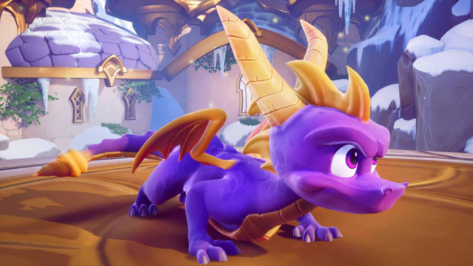 Spyro Reignited Trilogy 02 - بازی Spyro Reignited Trilogy مخصوص PS4