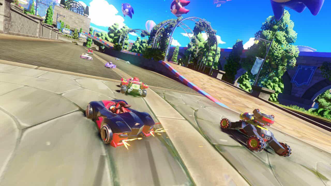 Team Sonic Racing nintendo switch 03 - بازی Team Sonic Racing مخصوص Nintendo Switch
