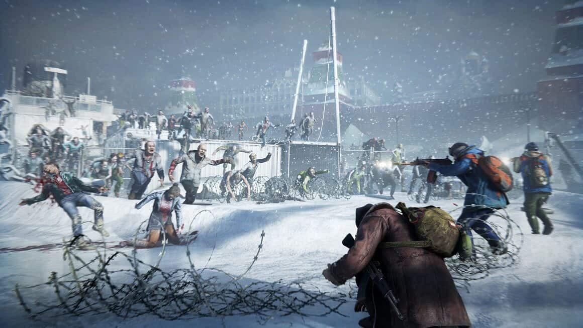 World War Z 7 - بازی World War Z مخصوص PS4