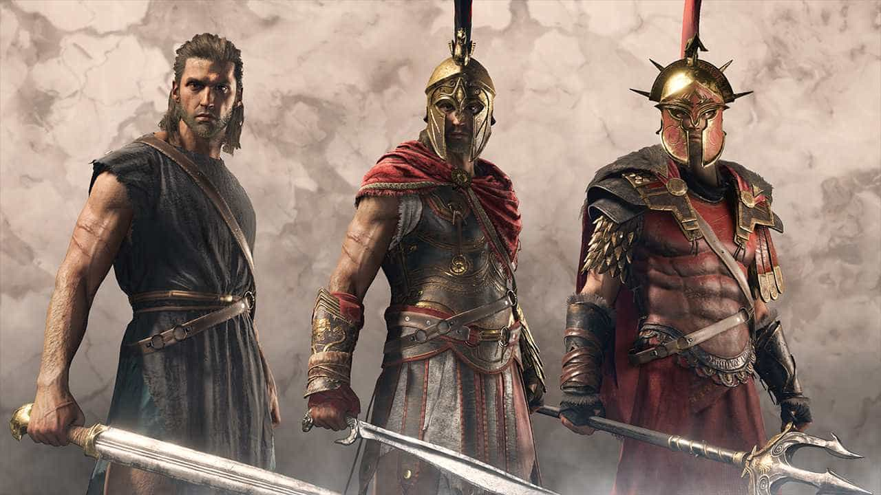 assassins creed odyssey PREVIEW SCREENSHOT4 1 - بازی Assassin's Creed Odyssey مخصوص PS4