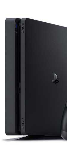 banner ps4 slim left 1 min - کنسول بازی PS4 Slim دو دسته ریجن 2 - ظرفیت 1 ترابایت