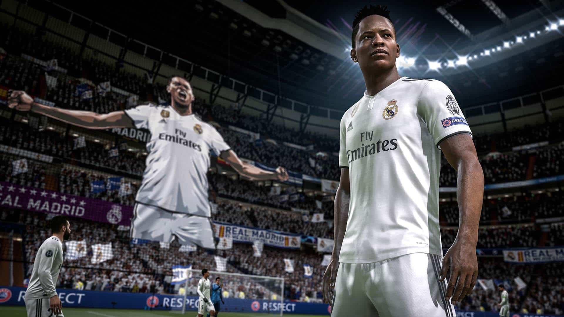 fifa19 PREVIEW SCREENSHOT1 1 - بازی FIFA 19 مخصوص Xbox One