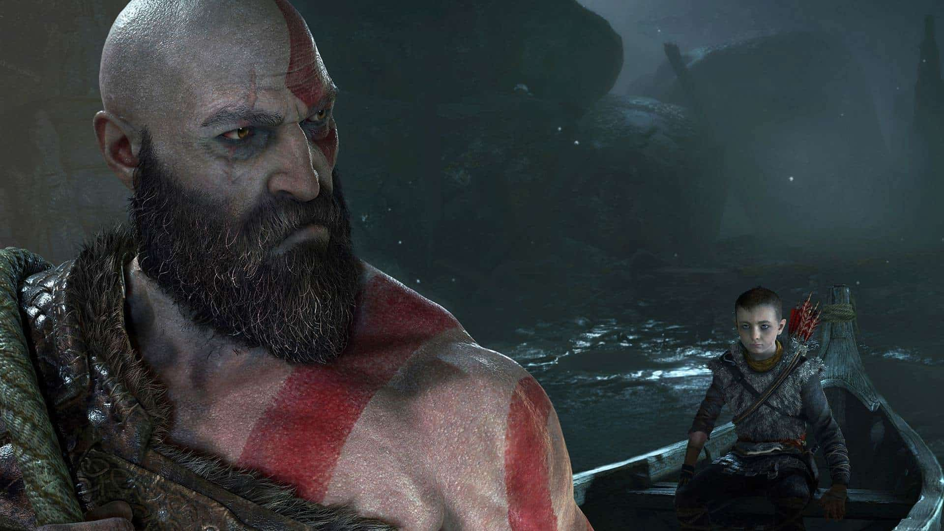 god of war PREVIEW SCREENSHOT5 1 - بازی God of War مخصوص PS4