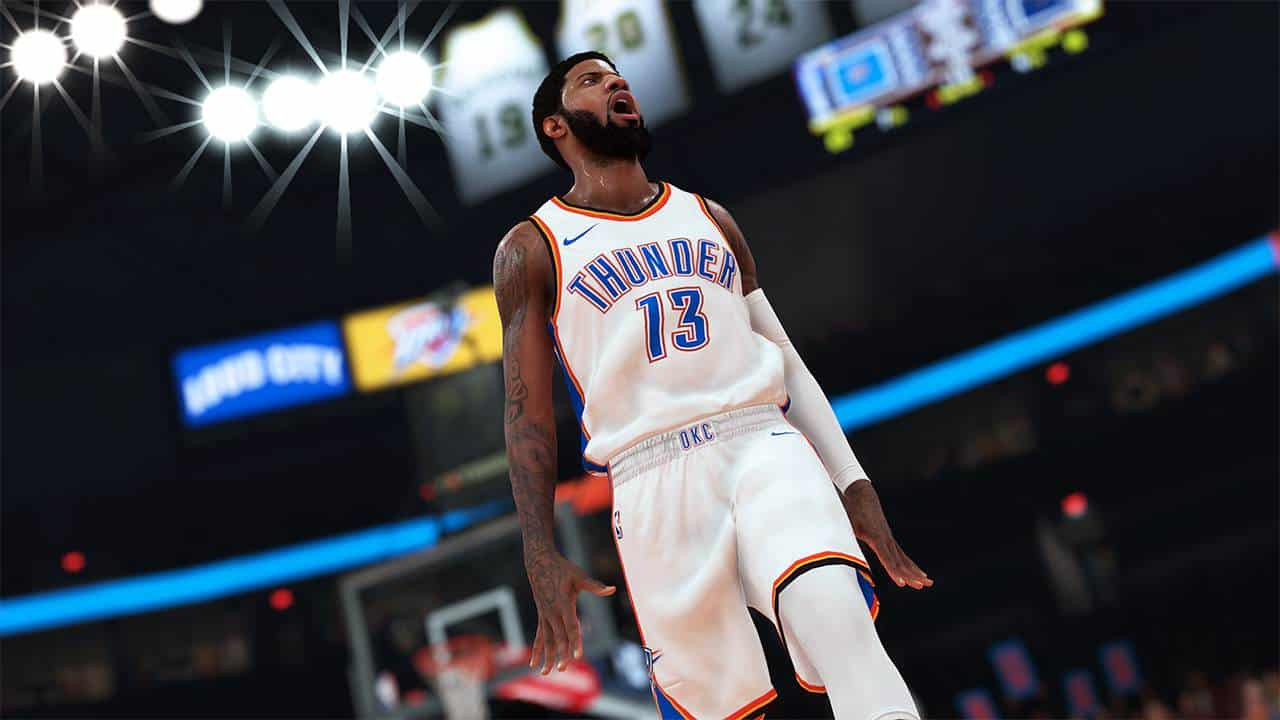 nab 2k19 PREVIEW SCREENSHOT1 - بازی NBA 2K19 مخصوص PS4