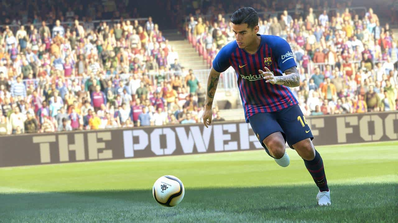 pes19 PREVIEW SCREENSHOT1 - بازی PES 2019 مخصوص Xbox One