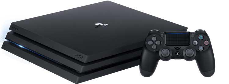 ps4 pro console 02 750x275 min - کنسول بازی PlayStation 4 Pro ریجن 2 - ظرفیت 1 ترابایت