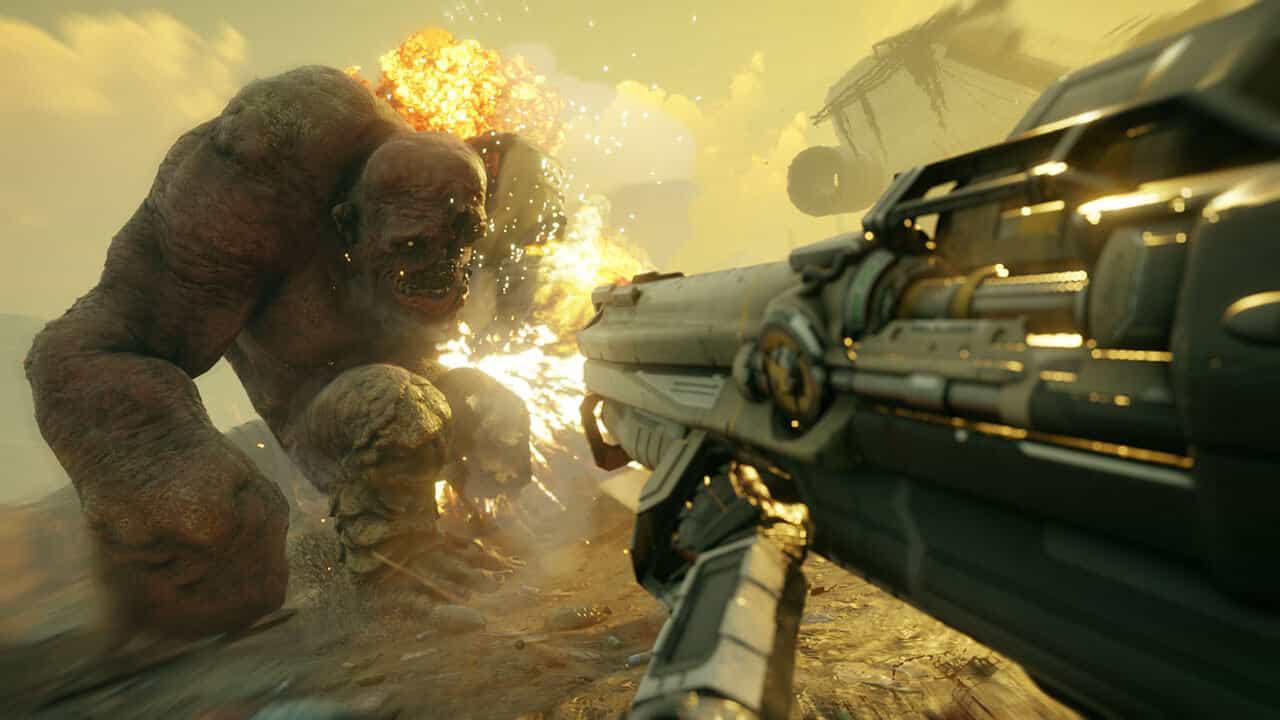 rage 2 5 - بازی Rage 2 مخصوص PS4