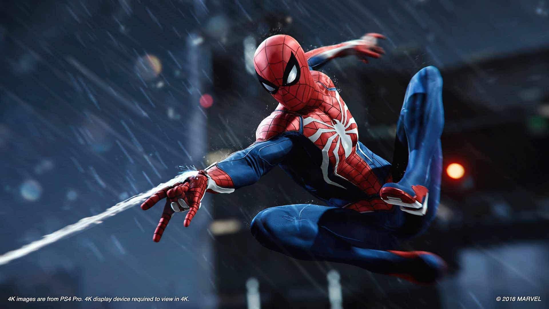 spider man PREVIEW SCREENSHOT3 1 - بازی Spider Man مخصوص PS4