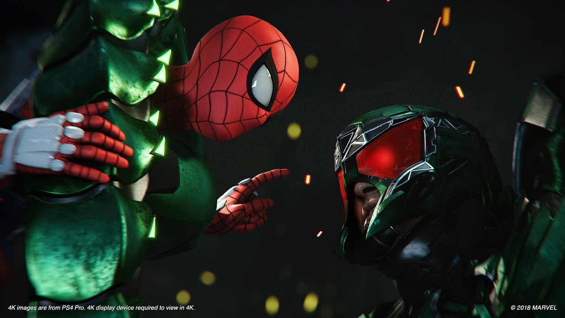 spider man PREVIEW SCREENSHOT4 1 - بازی Spider Man مخصوص PS4