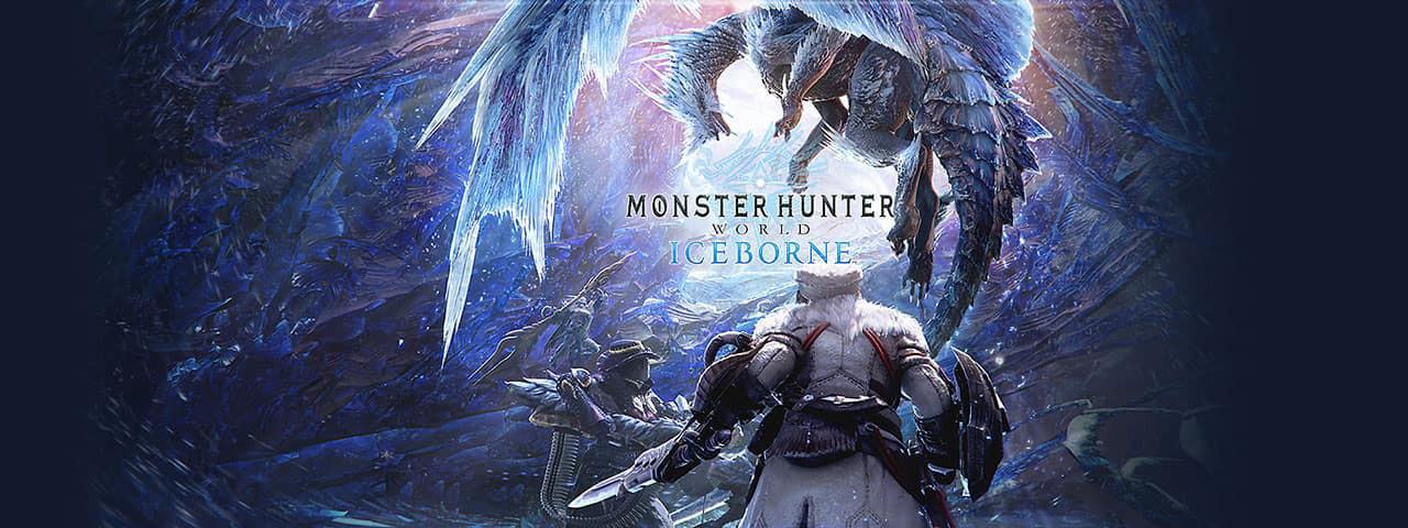 monster hunter world iceborne 4 - بازی Monster Hunter World: Iceborne نسخه Master Edition مخصوص PS4