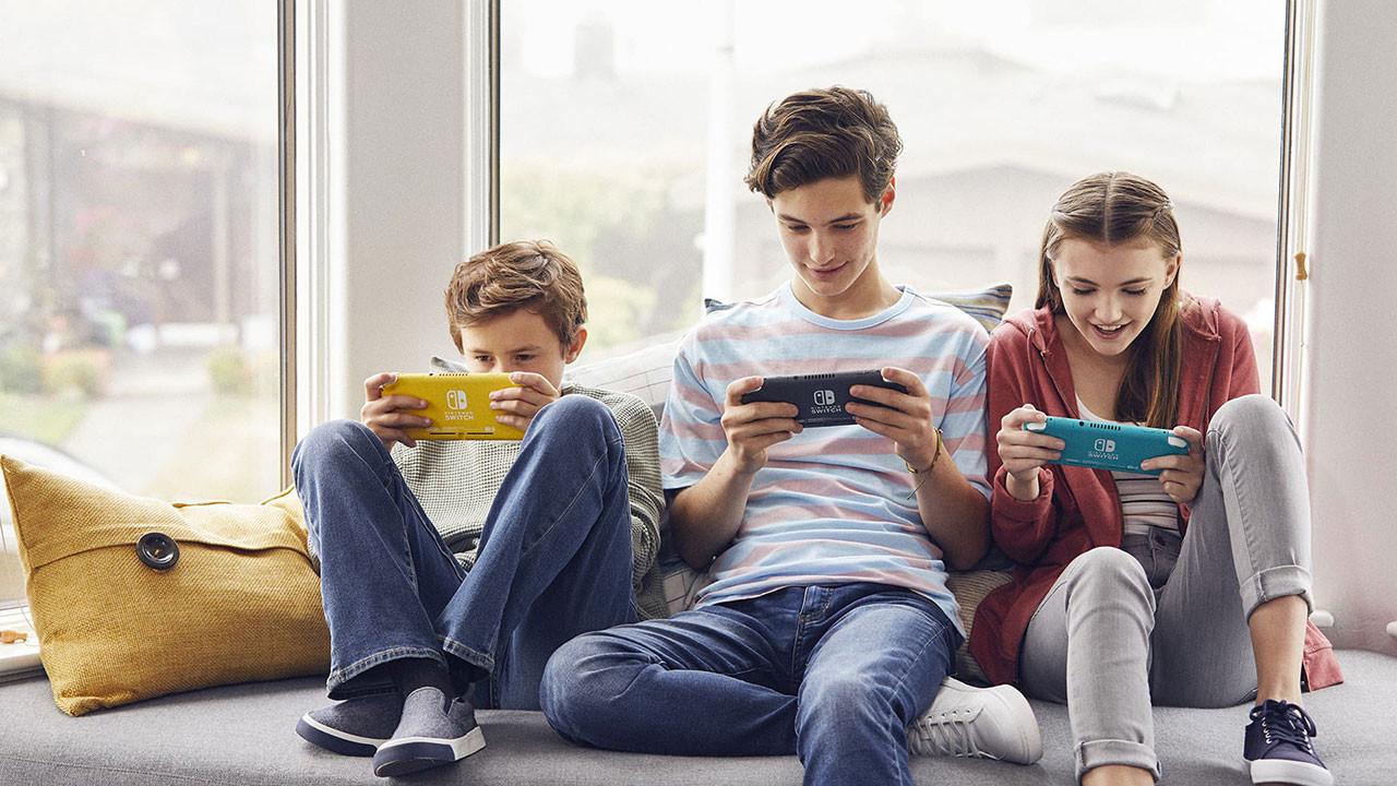 nintendo switch lite 04 - کنسول بازی Nintendo Switch Lite - زرد