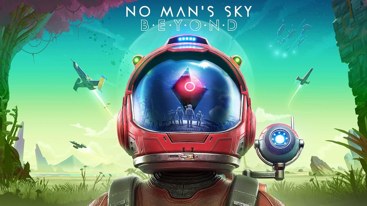 no mans sky beyond 4 - بازی No Man's Sky: Beyond مخصوص PS4