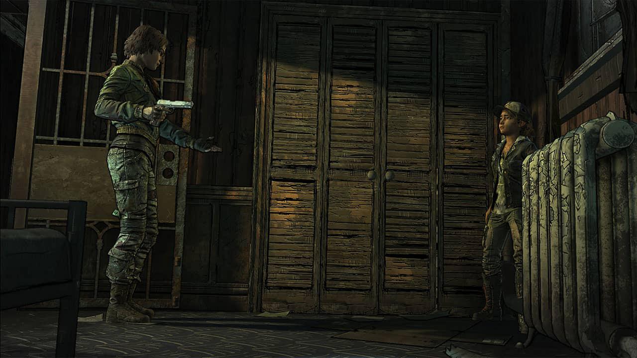 the walking dead the telltale definitive series 1 - بازی The Walking Dead : The Telltale Definitive Series مخصوص Xbox One