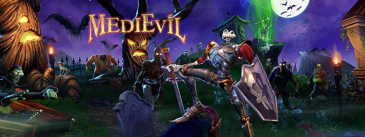 MediEvil remake 06 - بازی MediEvil remake مخصوص PS4