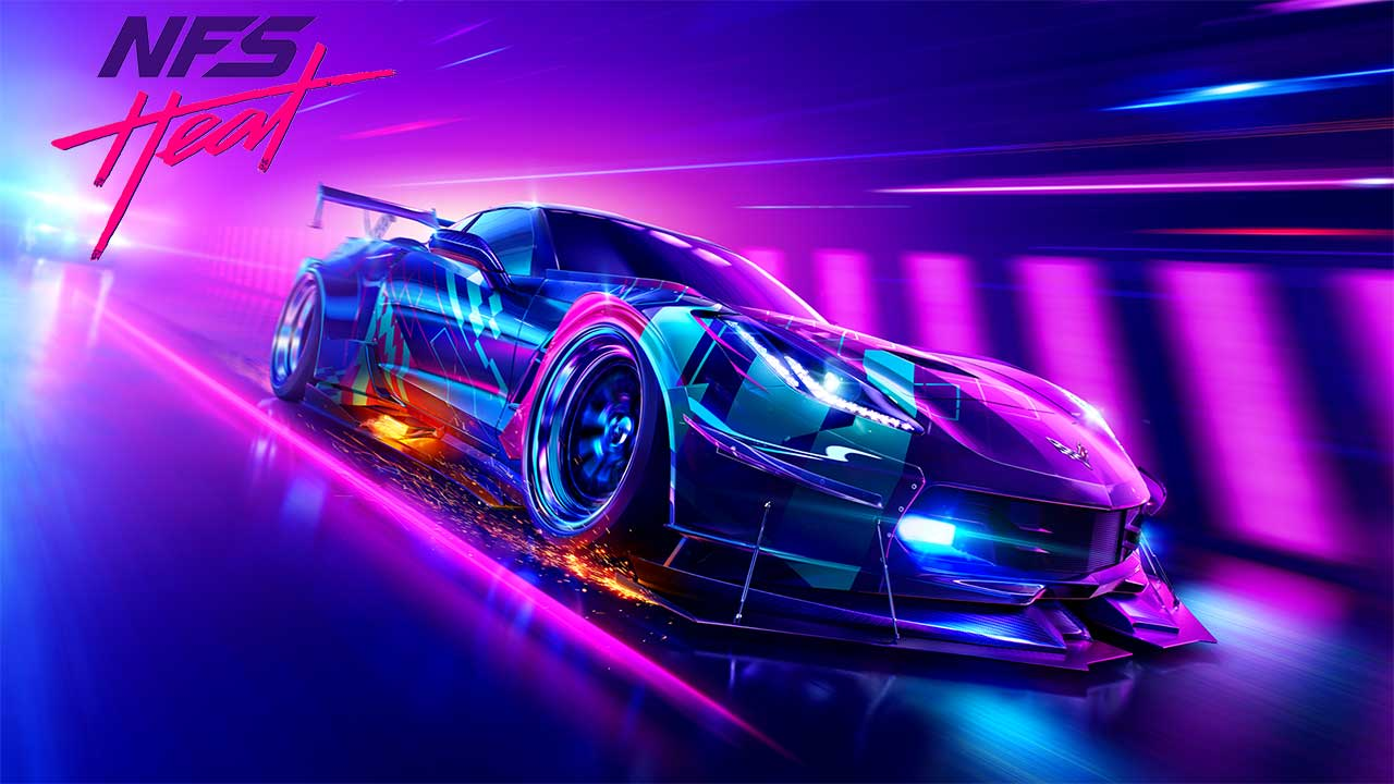 Need for Speed Heat 01 - بازی Need for Speed Heat مخصوص PS4
