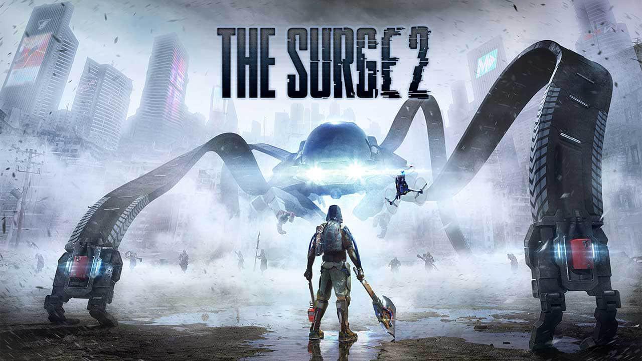 The Surge 2 01 - بازی The Surge 2 مخصوص PS4