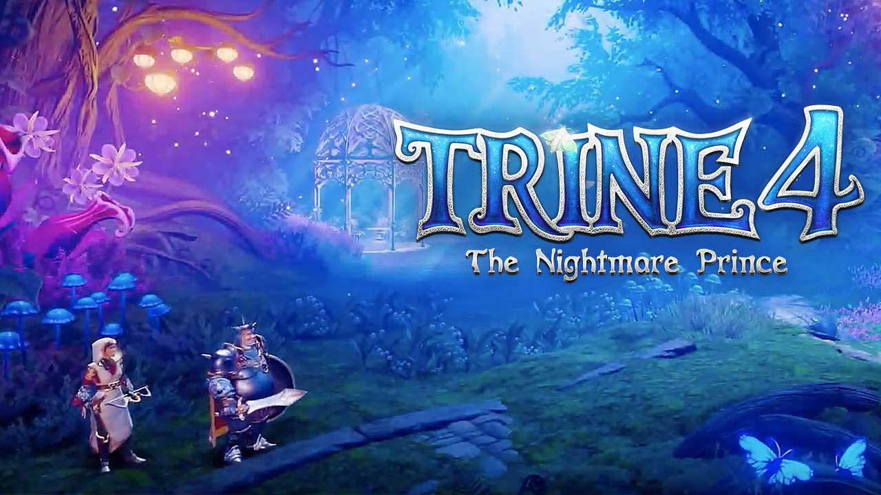 Trine 4 The Nightmare Prince 01 - بازی Trine 4: The Nightmare Prince مخصوص PS4