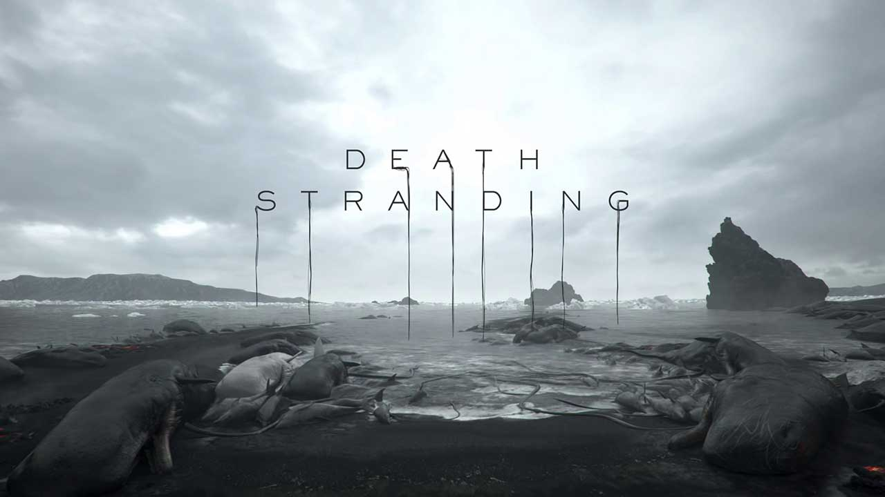 death stranding 06 - بازی Death Stranding مخصوص PS4
