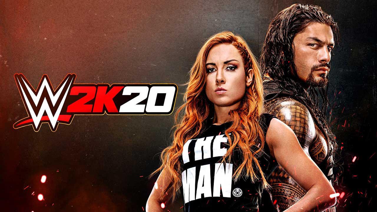 wwe 2k20 03 - بازی WWE 2K20 مخصوص PS4