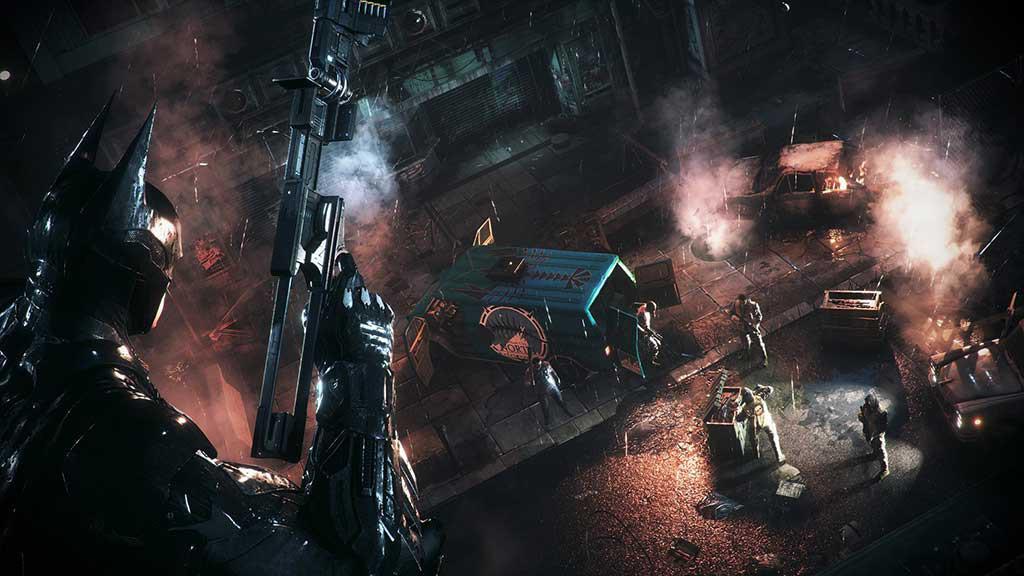 بازی Batman: Arkham Knight