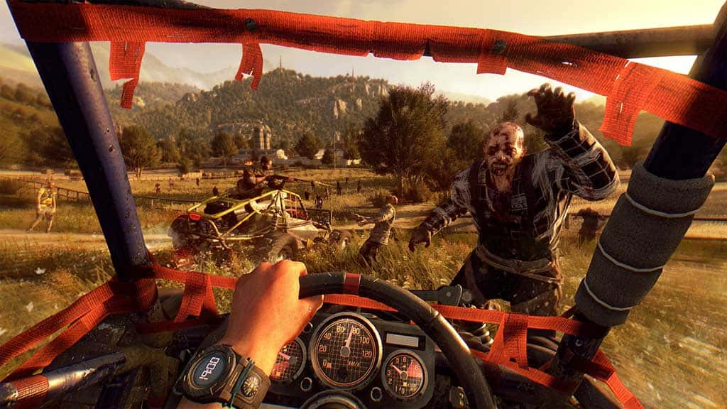 dying light the following enhanced edition ps4 06 - بازی Dying Light نسخه The Following مخصوص PS4