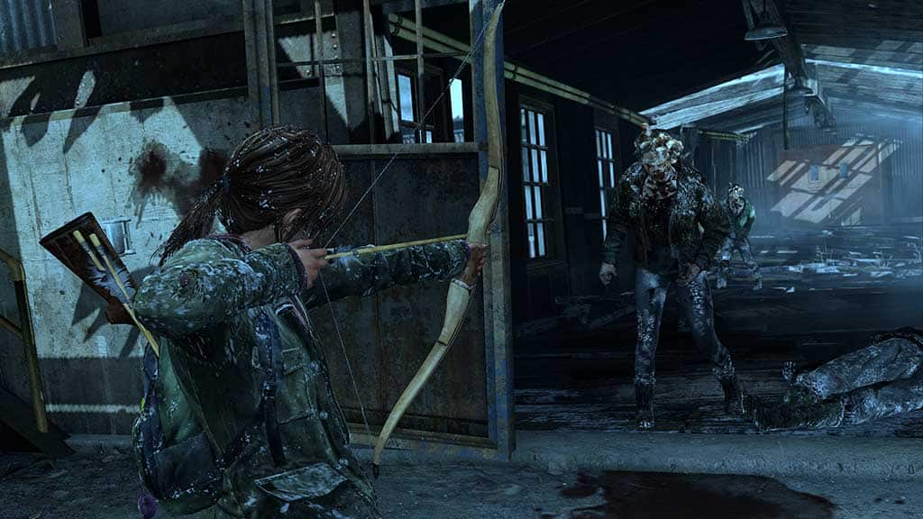 the last of us remastered ps4 06 - بازی The Last of Us: Remastered مخصوص PS4