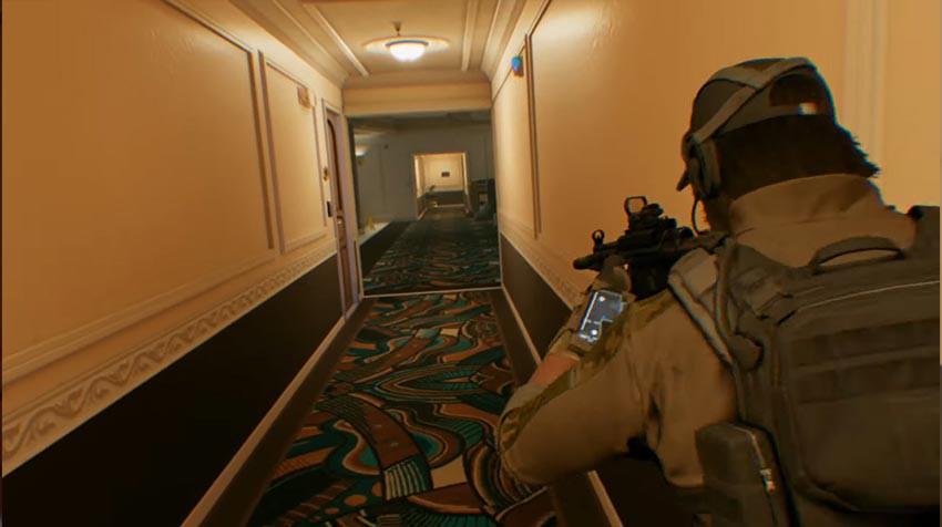 بازی Firewall Zero Hour VR باری PS4