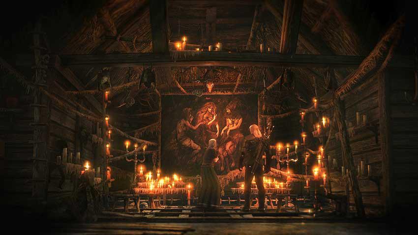 بازی The Witcher 3 Wild Hunt