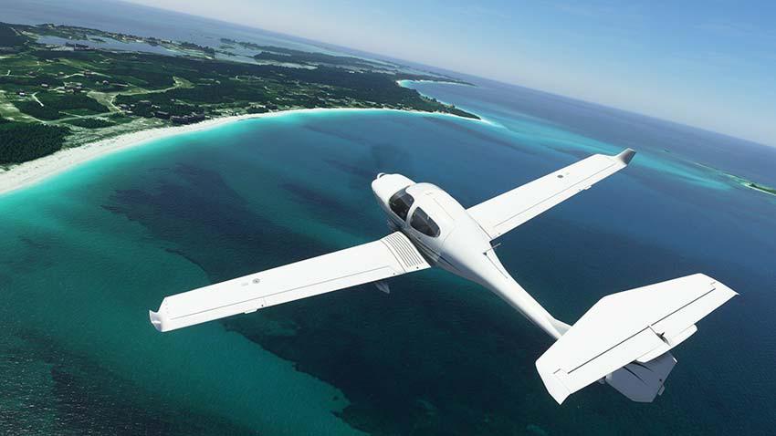بررسی بازی Microsoft Flight Simulator