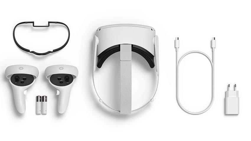 عینک واقعیت مجازی Oculus Quest 2