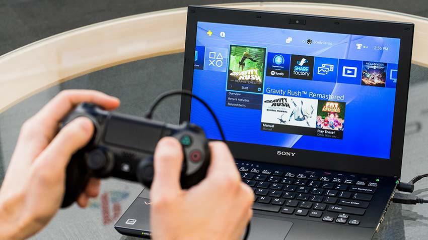 اجرای بازی هی Ps4 روی کامپیوتر