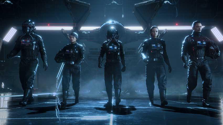 بازی STAR WARS Squadrons