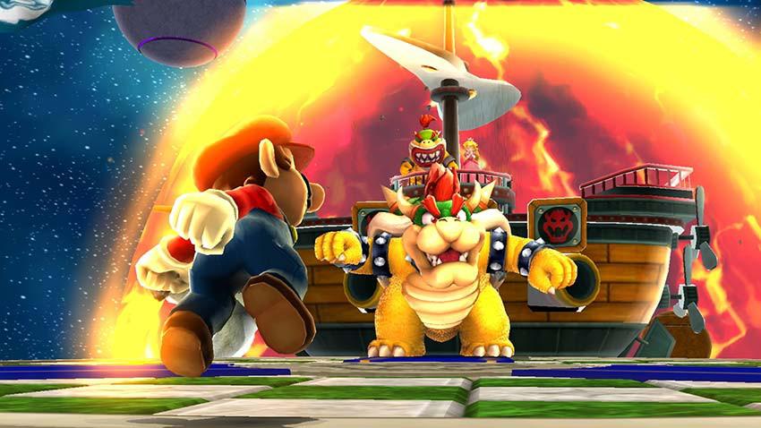 بازی Super Mario 3D All-Stars